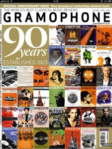 Gramophone 90 years