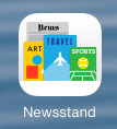 newstand icon