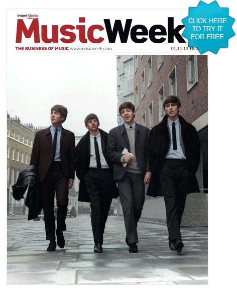 Music Week, The Beatles